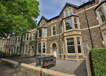 Thumbnail 6 bedroom terraced house for sale in Richmond Road, Roath, Cardiff