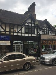 Thumbnail 2 bed maisonette to rent in Odeon Parade, High Street, Rickmansworth
