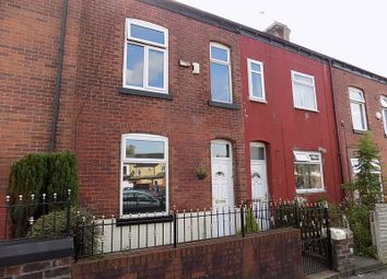 Thumbnail 3 bed terraced house to rent in Castle Street, Bolton