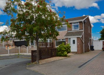 Thumbnail 3 bed semi-detached house to rent in Twickhenham Close, Halfway, Sheffield