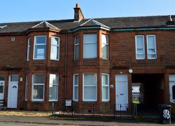 Thumbnail 1 bed flat for sale in Christie Street, Mossend, Bellshill Lanarkshire