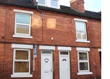Thumbnail 3 bed terraced house for sale in York Street, Sutton-In-Ashfield