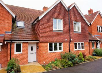 Thumbnail 3 bedroom terraced house for sale in Ellis Drive, Micheldever Station, Winchester