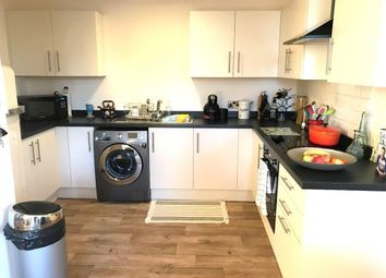 Thumbnail 2 bed flat to rent in Castle Way, Willington, Derby