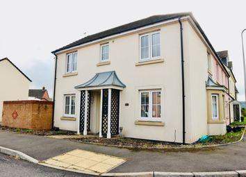 Thumbnail 3 bed semi-detached house for sale in Trem Y Cwm, Gelli Dawel, Merthyr Tydfil