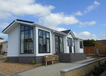 Thumbnail 2 bed mobile/park home for sale in Cottage Park, Ross-On-Wye