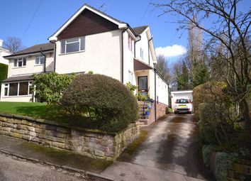 Thumbnail 3 bed semi-detached house for sale in The Villas, Off London Road, Stoke