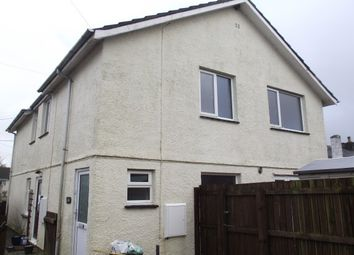 Thumbnail 2 bed flat to rent in High Street, Delabole