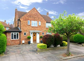 Thumbnail 3 bed detached house for sale in Harford Drive, Watford
