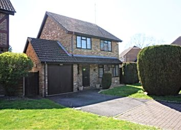 Thumbnail 4 bed detached house for sale in Houlton Court, Bagshot