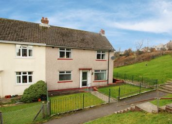 Thumbnail 3 bed terraced house for sale in Beechcroft, Blackwood, Gwent