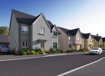 """Thumbnail 4 bed detached house for sale in """"The Bramley"""" at Butt Lane, Thornbury, Bristol"""