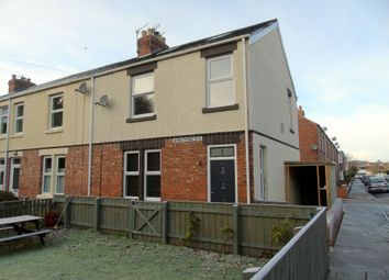 Thumbnail 3 bed terraced house for sale in Armstrong Terrace, Morpeth