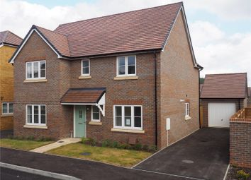 Thumbnail 4 bedroom detached house for sale in Mason Road, Waterbeach, Cambridge