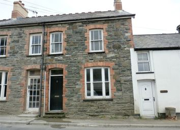 Thumbnail 4 bed terraced house for sale in Abergwesyn Road, Tregaron, Ceredigion