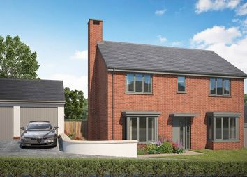 "Thumbnail 4 bed detached house for sale in ""The Berrington"" at Waddeton Close, Paignton"