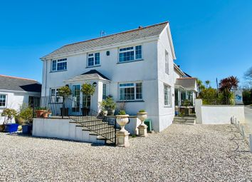 Thumbnail 6 bed detached house for sale in St Issey, Padstow