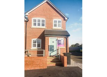 Thumbnail 3 bed semi-detached house for sale in Gernant, Old Colwyn