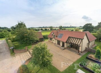 Thumbnail 5 bed detached house for sale in Short Grove Lane, Hopton, Diss
