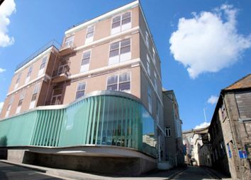 Thumbnail 5 bed flat for sale in The Exchange Building, New Street, Penzance, Cornwall.