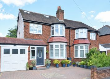 Thumbnail 4 bed property for sale in Woodbourne Road, Bearwood