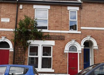 Thumbnail 4 bedroom terraced house to rent in West Avenue, Derby