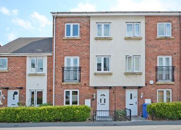 Thumbnail 5 bed town house for sale in Poundlock Avenue, Hanley, Stoke-On-Trent