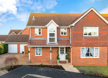 Thumbnail 4 bed detached house for sale in Westside Road, Cranwell Village, Sleaford, Lincolnshire