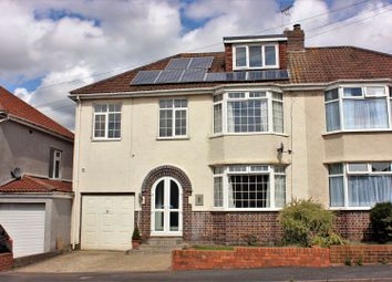 Thumbnail 4 bed semi-detached house for sale in Clyde Grove, Filton