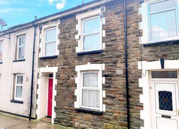 Thumbnail 3 bed terraced house for sale in Ceridwen Street, Maerdy, Ferndale
