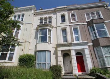 Thumbnail 1 bed flat to rent in Woodland Terrace, Greenbank, Plymouth