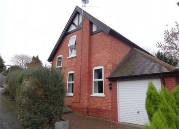 Thumbnail 5 bed detached house to rent in Cromwell Crescent, Worcester