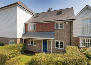 Thumbnail 4 bed terraced house for sale in Laxton Walk, Kings Hill