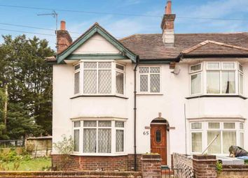 Thumbnail 4 bedroom semi-detached house for sale in Cedar Road, Southampton