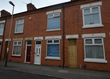 Thumbnail 2 bed terraced house to rent in Leire Street, Belgrave, Leicester
