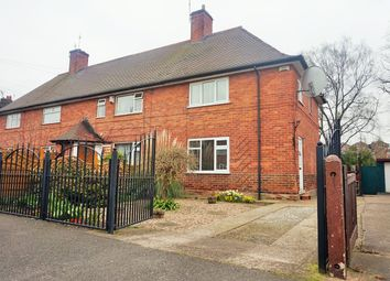 Thumbnail 3 bed end terrace house for sale in Petworth Drive, Basford