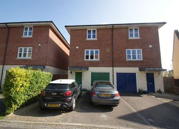 Thumbnail 3 bed property to rent in Royal Victoria Park, Brentry, Bristol