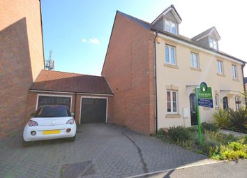 Thumbnail 4 bed semi-detached house for sale in Oak Grove, Abington, Northampton