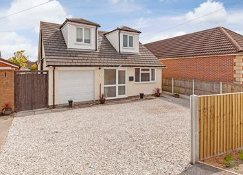 Thumbnail 4 bed detached bungalow for sale in St. Lawrence Road, North Wingfield, Chesterfield