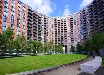 Thumbnail 1 bed flat to rent in New Providence Wharf, Blackwall