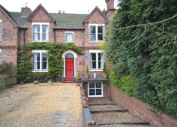 Thumbnail 4 bed town house for sale in High Street, Silverdale, Newcastle-Under-Lyme