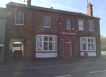 Thumbnail Pub/bar for sale in The Railway, 1 Heron Street, Stoke-On-Trent