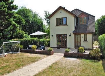 Thumbnail 4 bed detached house for sale in Ty Coch, Newport Road, Castleton, Cardiff