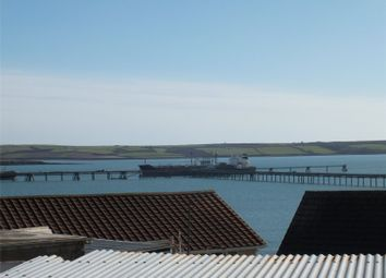 Thumbnail 3 bedroom end terrace house for sale in Haven Drive, Hakin, Milford Haven