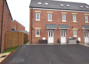 Thumbnail 3 bed end terrace house for sale in 82, Ffordd Cadfan, Bridgend
