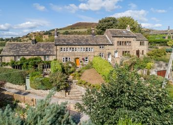 Thumbnail 3 bed terraced house for sale in Barnside Lane, Hepworth, Holmfirth
