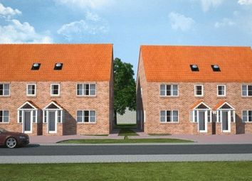 Thumbnail 3 bed semi-detached house for sale in High Street, Luddington, Scunthorpe