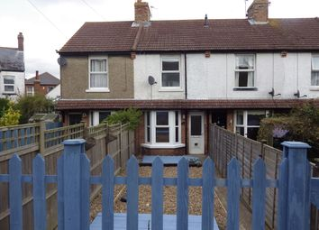 Thumbnail 2 bed cottage to rent in Cylinder Road, Saltwood