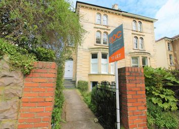 Thumbnail 2 bed flat to rent in Chertsey Road, Redland