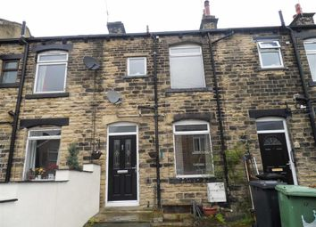 Thumbnail 1 bed terraced house to rent in Whitaker Street, Pudsey, West Yorkshire